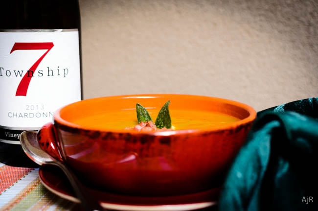 Squash soup End