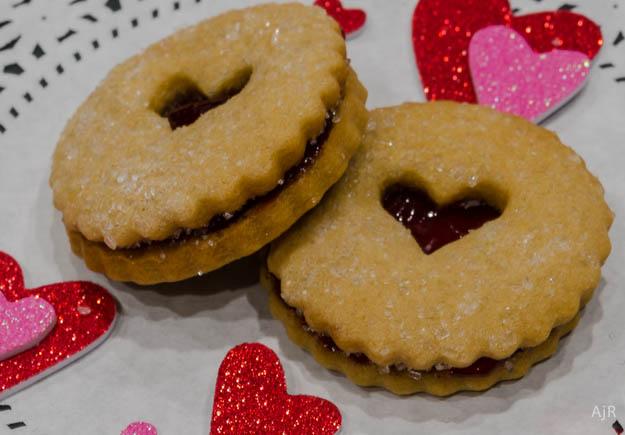 Jam-Jam Cookies