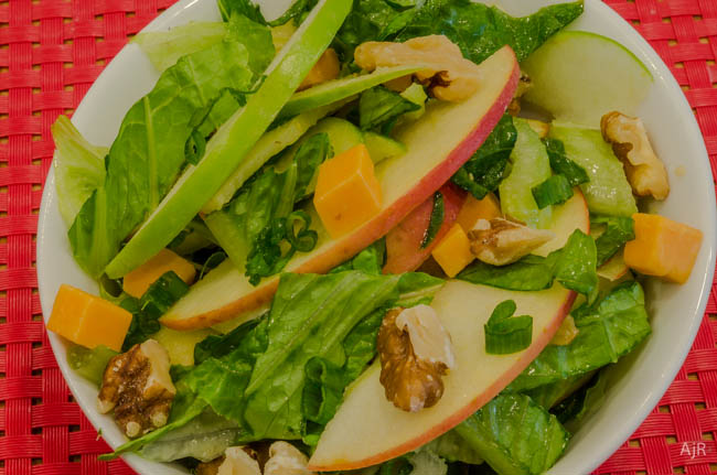 Salad #5 – Apple Salad