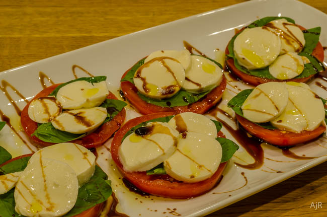Salad # 11 – Caprese Salad