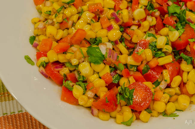 Salad #2 – Southwestern Corn Salad