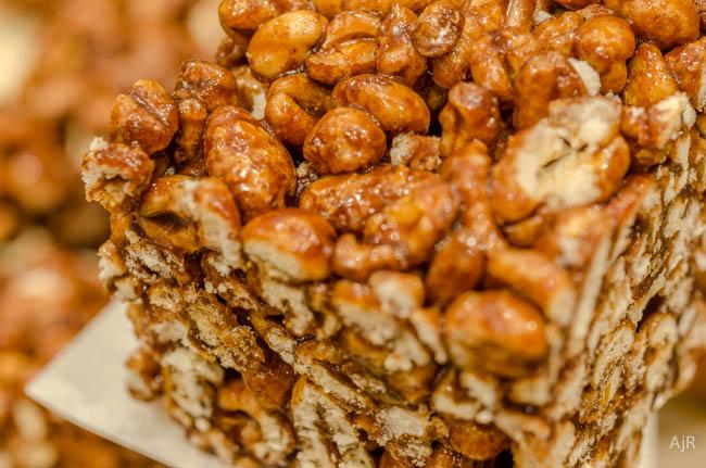 Chocolate Puffed Wheat Cake