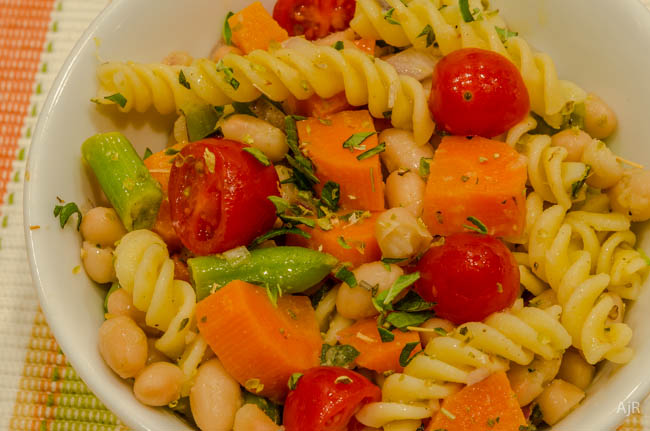 Salad #25 – Minestrone Salad