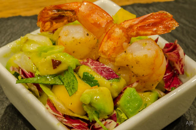 Salad #42 – Prawn, Avocado and Mango Salad