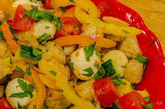 Salad #70 – Panzanella Salad