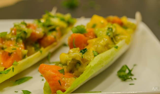 Salmon Ceviche 1