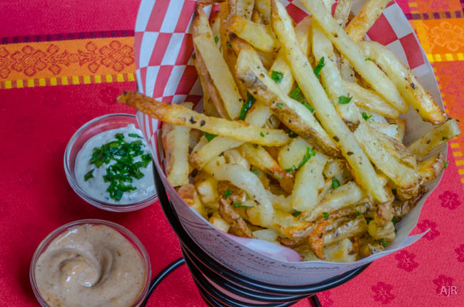 Oven 'French Fries'