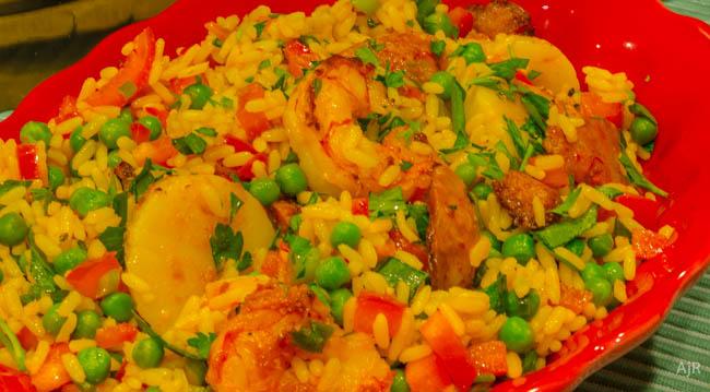 Paella Salad2