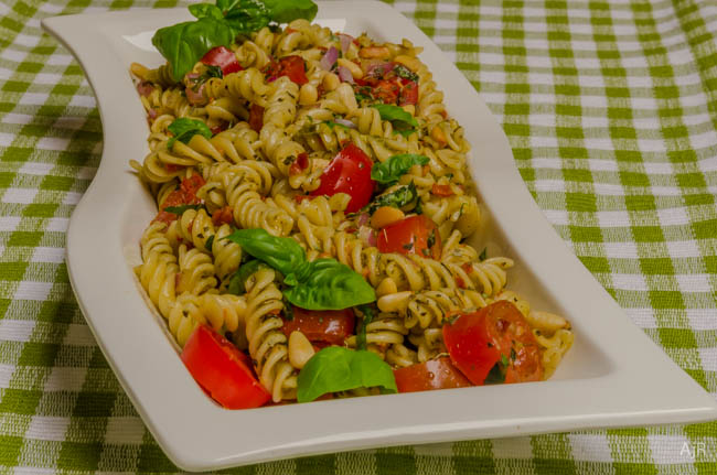 Salad #88 – Pesto Pasta Salad