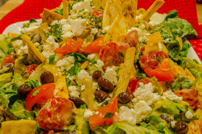 Salad # 86 – Tortilla Salad