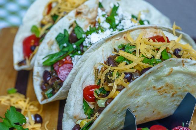 BLB & Corn Tacos