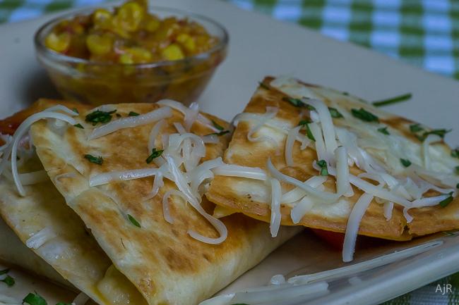 Pork Mango Quesadillas2